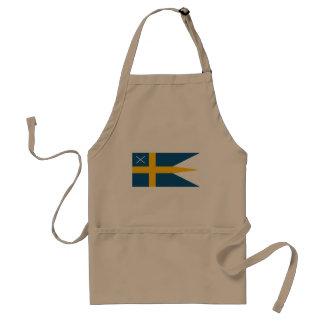 Minister Of Defence Of Sweden (Old Version), Swede Apron