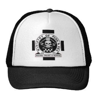 MINISTRY BASEBALL HAT