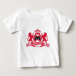 Ministry Of Gaming - Gamer Video Games Geek Baby T-Shirt