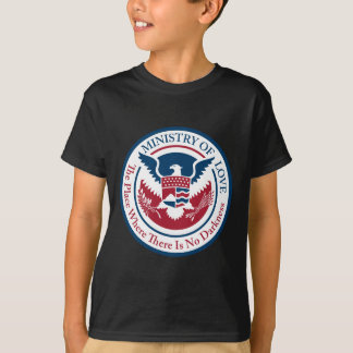 ministry of love, official seal T-Shirt