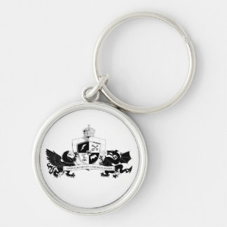 Ministry of Peculiar Occurrences keyring