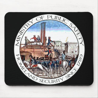 Ministry of Public Safety Mouse Pad