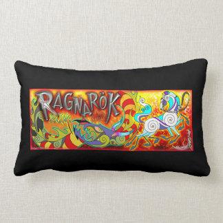 Mink Nest 2014 RAGNAROK Memorial Pillow Black