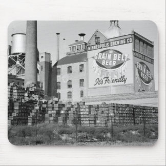 Minneapolis Brewery, 1930s Mouse Pad