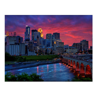 Minneapolis Eye Candy Postcard