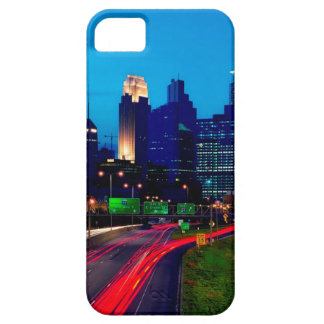 Minneapolis Night Skyline iPhone 5 Covers