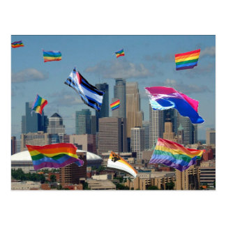 Minneapolis Pride Postcard