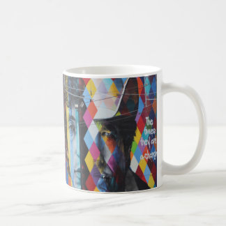 Minneapolis Street Art Inspired Mug