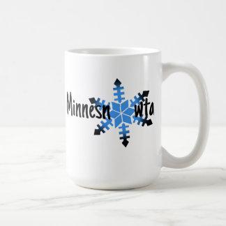 Minnesnowta Funny Coffee Mug