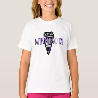 Minnesota Arrowhead T-Shirt