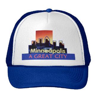 Minnesota Cap