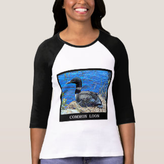 Minnesota Common Loon T-Shirt