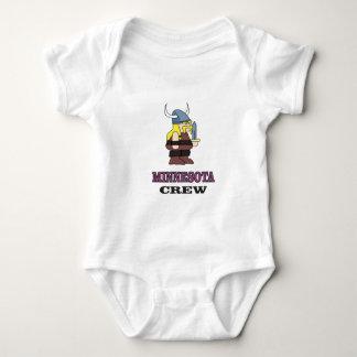 Minnesota Crew Baby Bodysuit