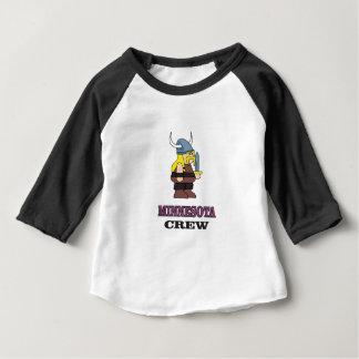 Minnesota Crew Baby T-Shirt