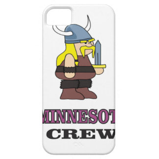 Minnesota Crew Barely There iPhone 5 Case