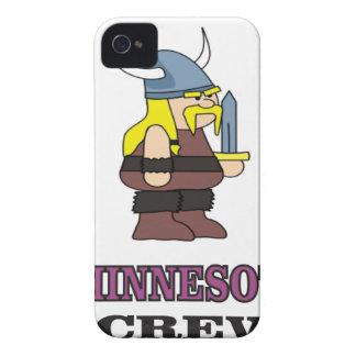 Minnesota Crew Case-Mate iPhone 4 Cases