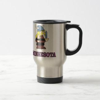 Minnesota Crew Travel Mug