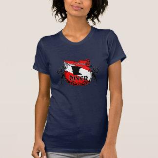 Minnesota Diver T Shirts