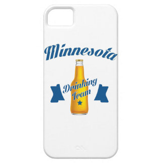 Minnesota Drinking team Barely There iPhone 5 Case