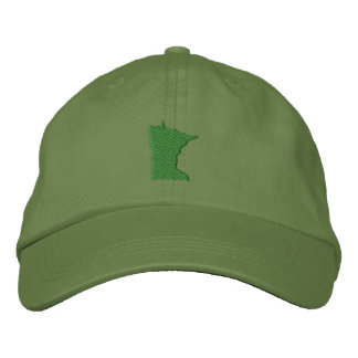Minnesota Embroidered Hats