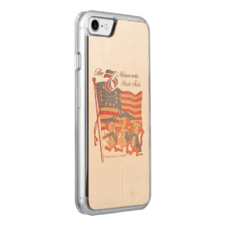 Minnesota Fair 1976 Carved iPhone 8/7 Case