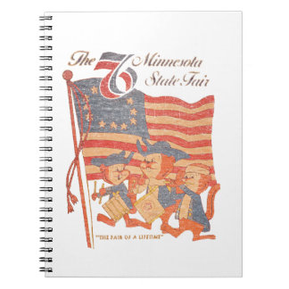 Minnesota Fair 1976 Notebooks