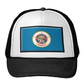 Minnesota Flag Mesh Hat