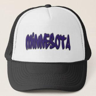 Minnesota Graffiti Trucker Hat