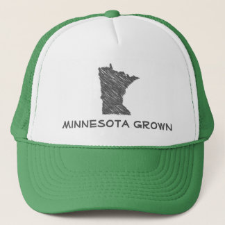 Minnesota Grown Trucker Hat