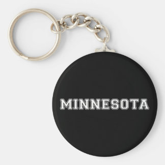 Minnesota Key Ring