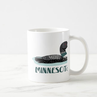 Minnesota Loon Coffee Mug