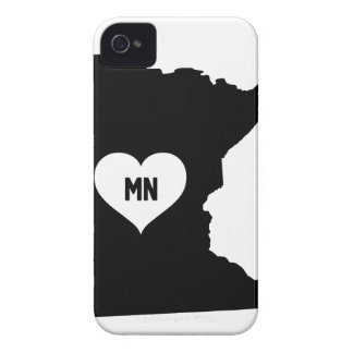 Minnesota Love iPhone 4 Case-Mate Cases