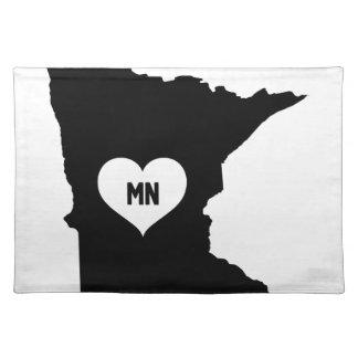 Minnesota Love Placemat