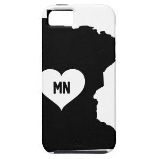 Minnesota Love Tough iPhone 5 Case