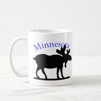 Minnesota Moose Coffee Mug
