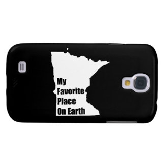 Minnesota My Favorite Place On Earth Galaxy S4 Covers