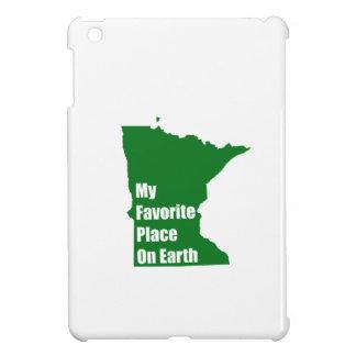 Minnesota My Favorite Place On Earth iPad Mini Cases