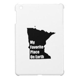 Minnesota My Favorite Place On Earth iPad Mini Covers