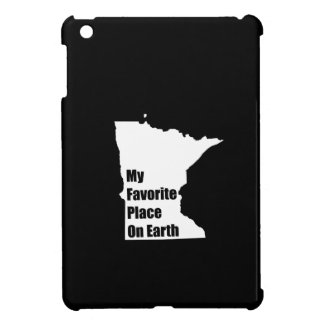 Minnesota My Favorite Place On Earth Cover For The iPad Mini