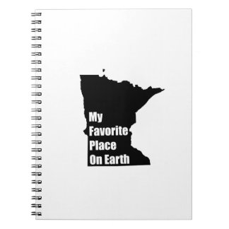 Minnesota My Favorite Place On Earth Journals