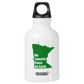 Minnesota My Favorite Place On Earth SIGG Traveller 0.3L Water Bottle