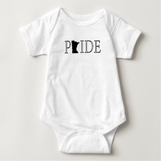 Minnesota Pride Baby Bodysuit