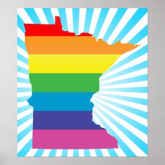 minnesota pride. poster