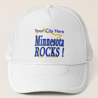 Minnesota Rocks ! Trucker Hat