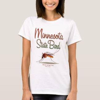 minnesota_state_bird_color T-Shirt