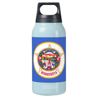 Minnesota State Flag Liberty Bottle