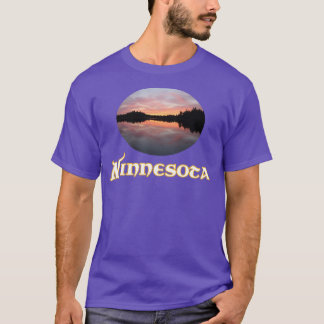 MINNESOTA T-shirt from the J.X.G U.S.A.collection
