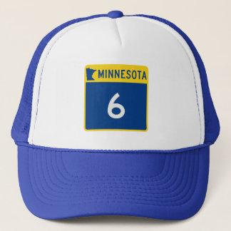 Minnesota Trunk Highway 6 Trucker Hat
