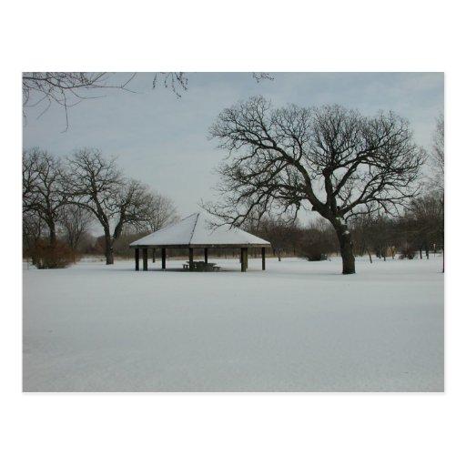 Minnesota Winter Postcards