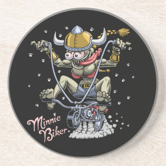 Minnie Biker Coaster